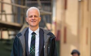 «Quiero ser alcalde y es el momento de unir a toda esa gente que quiere un Logroño mejor»