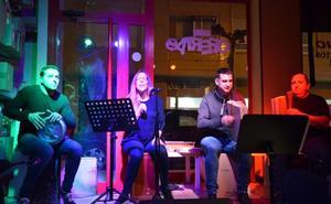 'Ojaluna' lleva a Calahorra la música tradicional a través de la percusión