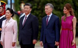 Trump da aire a China con los aranceles