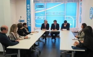 Garrido pide a la oposición que «no boicotee» el Presupuesto de 2019