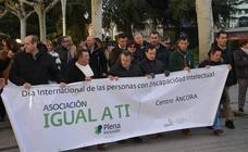 Marcha Ancora por las calles de Calahorra