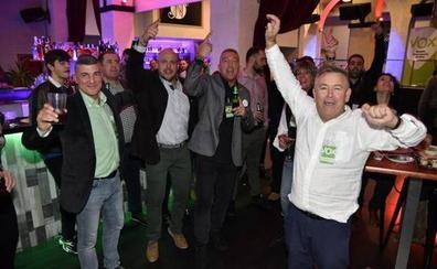 Vox confía en superar en La Rioja el resultado andaluz