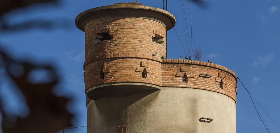 Patrimonio inicia el proceso para proteger el cuartel de Calahorra