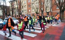 El Consistorio quiere fomentar los 'itinerarios seguros' en los colegios de Logroño