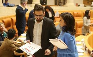 PSOE y Cs rechazan las cuentas del 2019 pero descartan una moción de censura