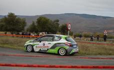 Beola gana el Rallysprint Callaghan de Arnedo