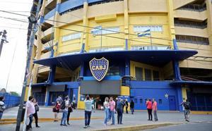 Evacúan el estadio del Boca Juniors por una amenaza de bomba