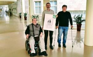El PR+ pide que los huertos comunitarios se adapten a personas con discapacidad