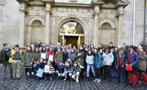 231 escolares riojanos se acercan a la Constitución española en su 40 aniversario