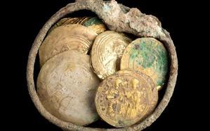 Descubren en Israel un tesoro de monedas de oro de hace 900 años