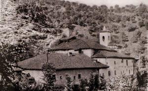 La Retina: insólita imagen del Monasterio de Yuso