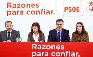 Sánchez aplaza la batalla por el control del PSOE andaluz hasta que haya nuevo Gobierno