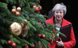 El Parlamento castiga a May a una semana de votar el acuerdo de salida de la UE
