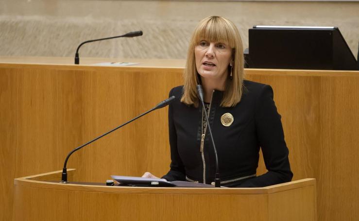 El Parlamento de La Rioja celebra el aniversario de la Constitución