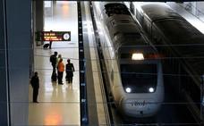 Una avería obliga a suspender el tren matinal entre Logroño y Barcelona