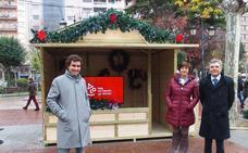 Un mercado de Navidad «a la europea» en Logroño