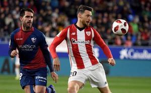 El Athletic golea al Huesca en el debut de Gaizka Garitano