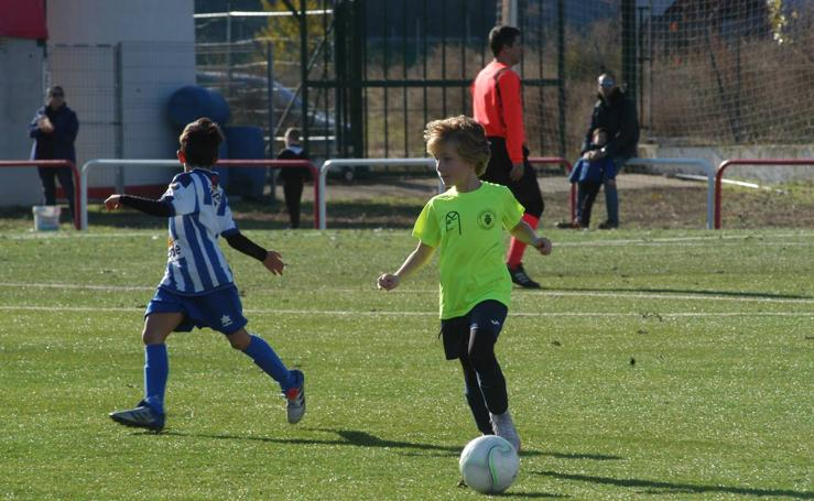 XXI torneo de fútbol base Villa de Autol