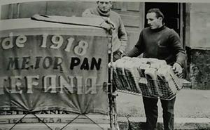 La Retina: repartiendo el pan en Logroño