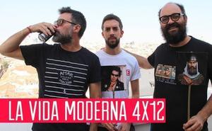 Broncano, Ignatius y Quequé visitan Logroño el día 15 con 'La vida moderna'