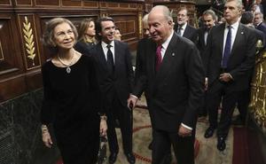 El protagonismo fugaz de don Juan Carlos