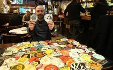 Posavasos: la colección de Javier Ochagavía