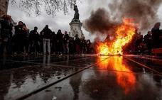 Francia se blinda ante el nuevo desafío de los 'chalecos amarillos'