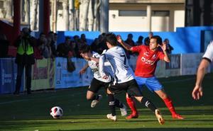 Los goles del Calahorra-Real Unión: empate a testarazos