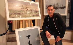 Armendáriz expone su visión de la naturaleza alfareña