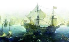 Martínez de Leyva, héroe riojano de la Armada Invencible