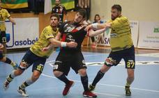 El Logroño se mete en la lucha por la Copa Asobal