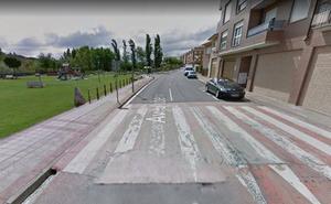 Una niña de cuatro años, atropellada en Murillo