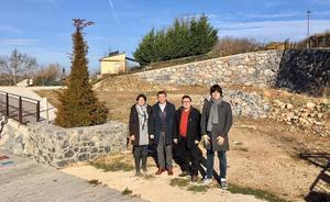 Castroviejo contará con un nuevo edificio para archivo municipal y almacén