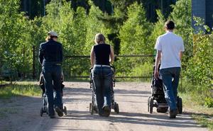 Implantar el permiso de paternidad de 16 semanas costaría 6 millones en La Rioja