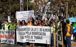 Los examinadores de tráfico desconvocan la huelga prevista para este mes de diciembre