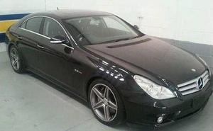 El 'ladrón de Mercedes' acepta dos años y nueve meses de cárcel