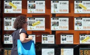 Casi la mitad de los compradores ya necesitan hipoteca para adquirir una vivienda