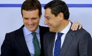 Ciudadanos abre la puerta a que Moreno presida el Gobierno andaluz