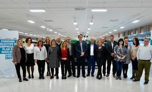Sueldo base de 1.300 euros brutos, una de las nuevas condiciones de los más de 520 trabajadores de Mercadona en La Rioja