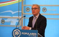 El PP insiste a Cs en reunirse para negociar los presupuestos riojanos de 2019