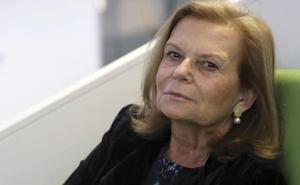 La escritora Carme Riera alerta de la «tentación» que suponen las series de TV frente a lectura