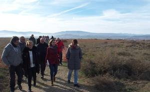 Las obras del Monte Cantabria, a buen ritmo