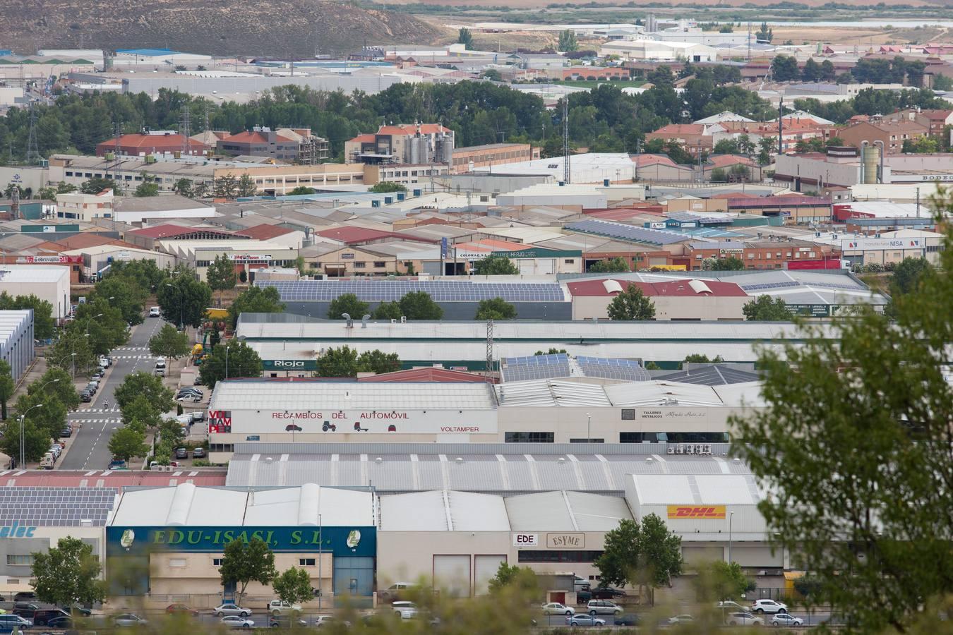 La Rioja es la región que menos empresas genera en el conjunto del país