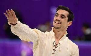Javier Fernández acudirá a la exhibición del Campeonato de España en Logroño