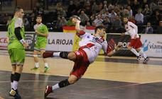 El Ciudad de Logroño ganó en la última jugada