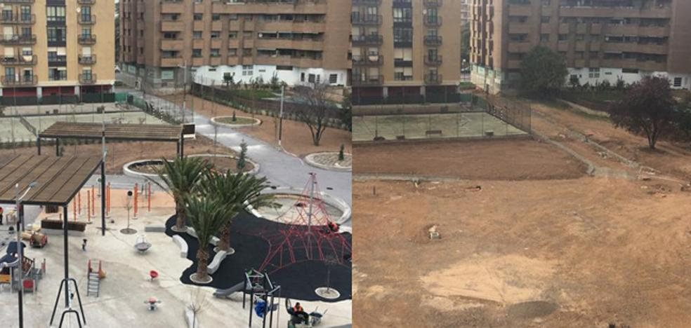 Plaza México: 7 meses de obras, en 7 imágenes