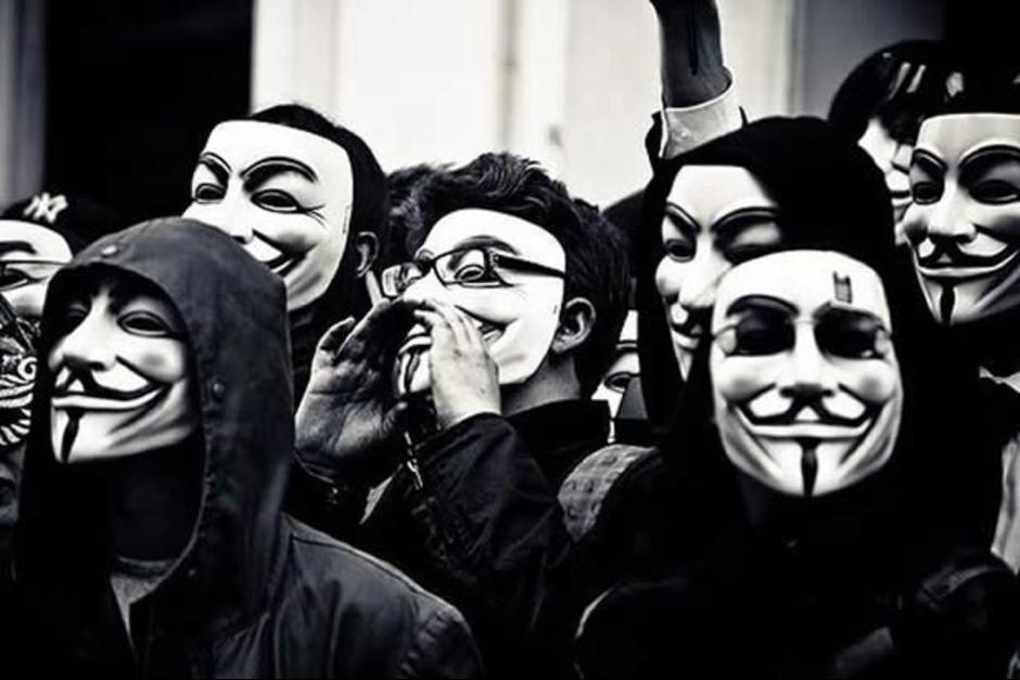 'La nueve', los hackers vinculados a Anonymous que atacan a Vox