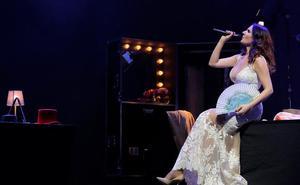 'Resiliencia', «la mejor versión de Diana Navarro», en concierto en el Bretón