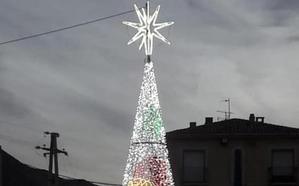 Cervera gana disfrutar gratis del árbol navideño