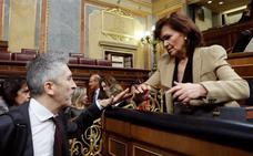 Barones del PSOE se desmarcan del discurso templado del presidente